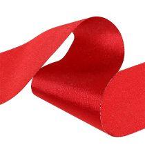 Bordbånd rød 10 cm 15m
