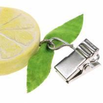Borddug vægt citronkalk assorteret 8stk