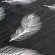 Bordløber med fjermønster 30 cm x 500 cm