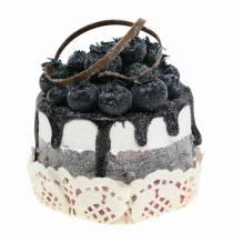 Dekorativ kopi af blåbærbær-kopi 7 cm