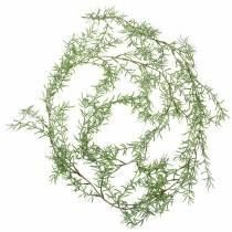 Juniper garland grøn-is 180cm