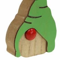 Imp-træassorteret 6,5x9 cm 10stk