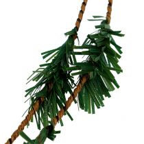 Cedar garland mini green med tråd 27m