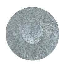 Dekorativ plade zinkplade Ø35cm