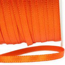 Gave- og pyntebånd 3mm 50m orange