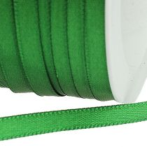 Gave- og dekorationsbånd 6mm x 50m mørkegrøn