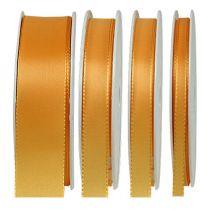 Gave- og dekorationbånd 50m orange