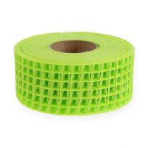 Netbånd 4,5 cm x 10 m lysegrøn