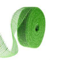 Jutebånd grønt 5cm 40m