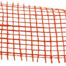 Jutebånd orange 5cm 40m