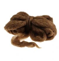 Uld 10m brun