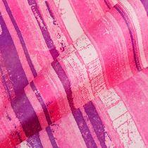 Manchetpapir 25cm 100m pink, pink