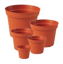 Plante pot plast indsats indvendig pot terracotta Ø 11 - 29 cm, 1 stk