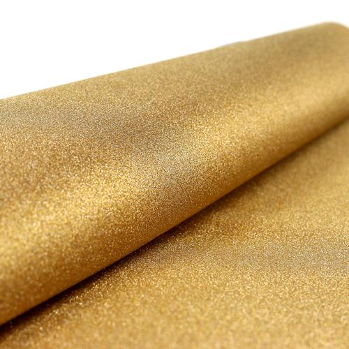 Bordløber 50 cm x 300 cm guld