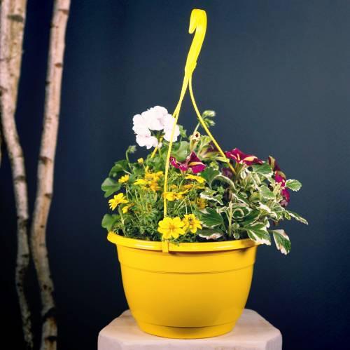 Blomsterkurv Ø25cm terracotta
