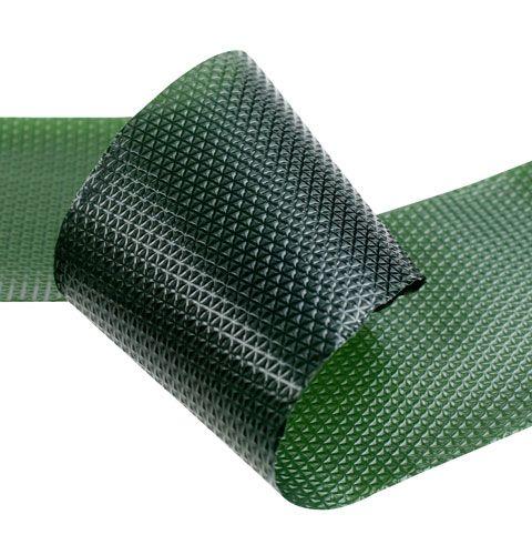 Romernål indpakningstape, plastik 5,5 cm 100 m