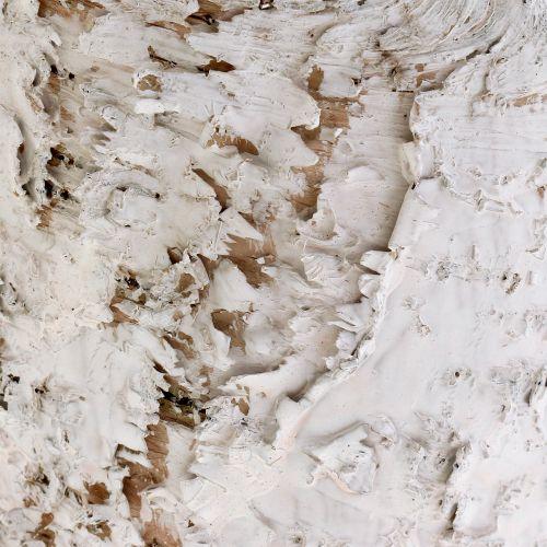 Gryde med hvid bjørk Ø15cm H12.5cm
