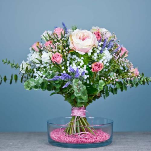 Rose gammel rose 42cm 12stk