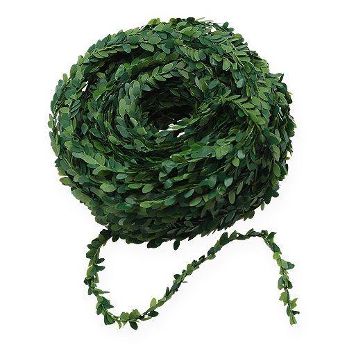 Box krans grøn 15m
