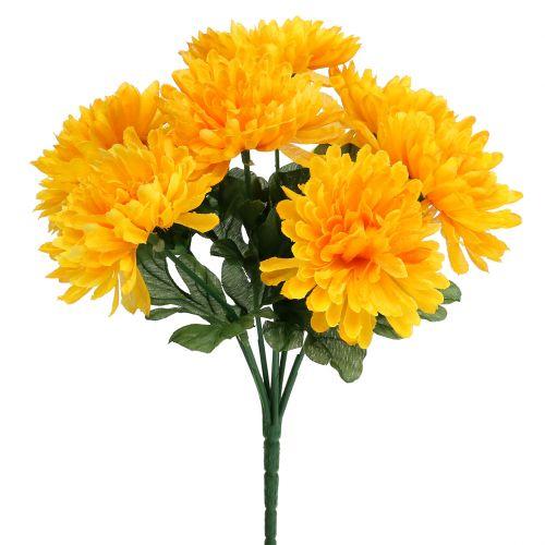 Chrysanthemum gul med 7 blomster