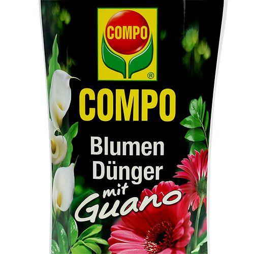 Compo Sana blomstergødning med guano 1l