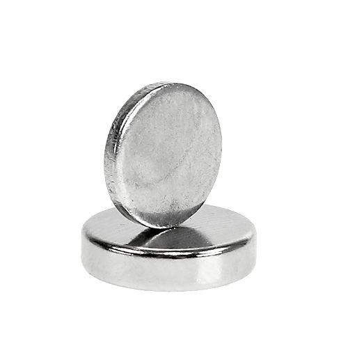 Corsage magnet 12 x 3 mm 10stk