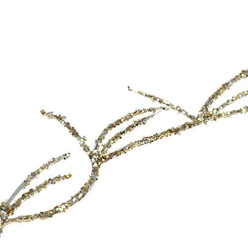 Deco streng Tillandsia Gold 100cm 10pcs