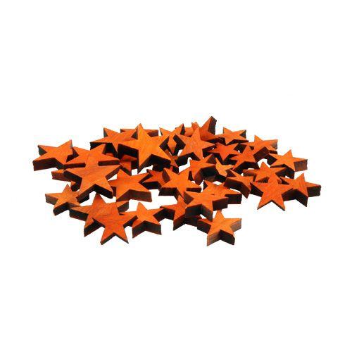 Trestjerner blander orange til at drysse 3-5 cm 72stk