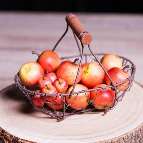 Dekorative æbler 4,5cm 12stk