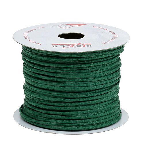 Tråd pakket ind i 50 m grønt