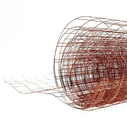 Trådnet kobber 35 cm x 5m