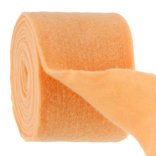 Filtbånd lys orange 15 cm 5m