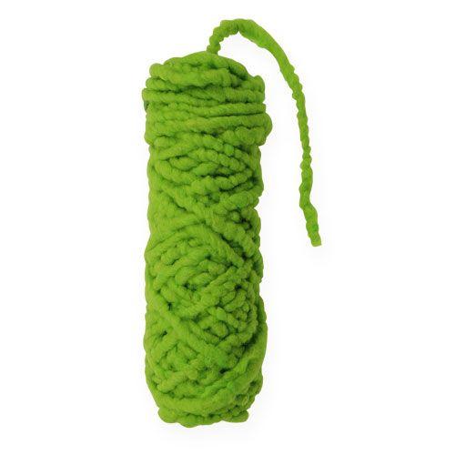 Filt ledningsfleece Mirabell 25m grøn