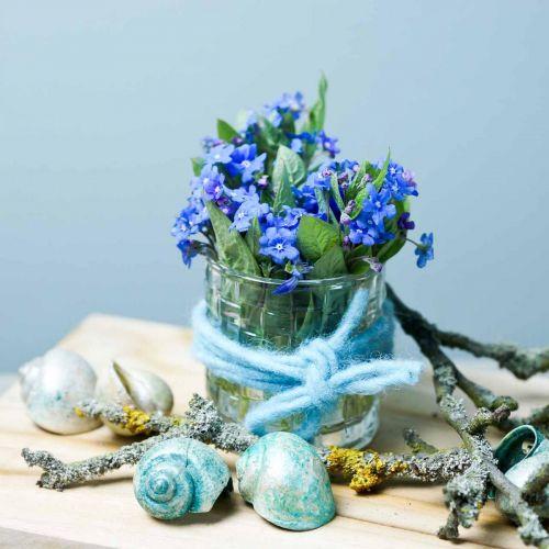 Blanding af glaslyktemønster, stearinlysdekoration, dekorativt kar lavet af glas, borddekoration 3stk i et sæt