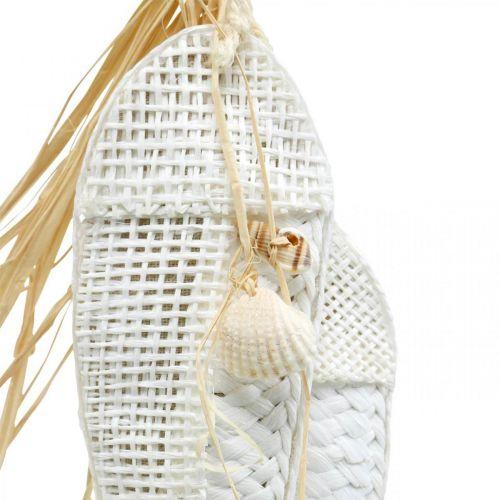 Fisk at hænge, maritim, dekorationsbøjler med fisk, tropiske festdekorationer