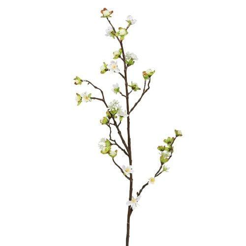 Kirsebærblomstgren hvid 95cm