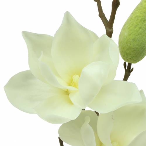 Magnolia Real Touch Hvid 70cm