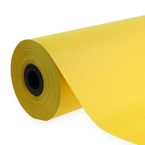 Manchetpapir 37,5 cm 100m gul