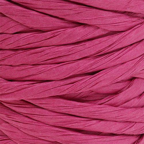 Papirledning 6mm 23m lyserød