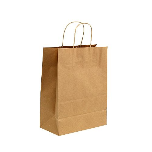 Papirbærerpose 23x12x30cm 50p