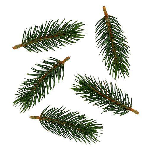 Granspidser grøn 10cm 36stk