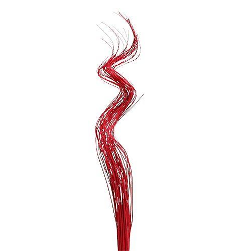 Ting Ting krøllet 60 cm rød 40stk