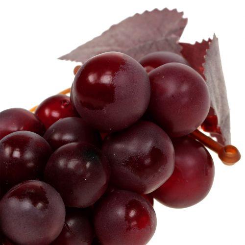 Druer 15 cm rød