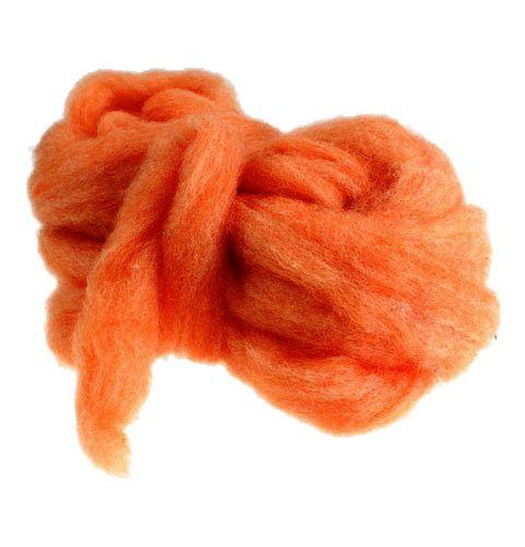 Uldnit 10m orange