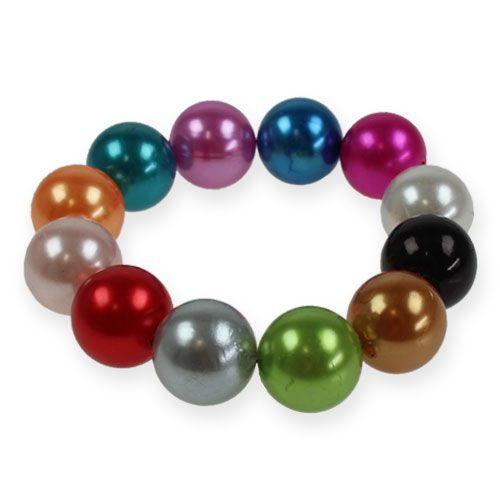 Dekorative perler Ø2cm 12stk