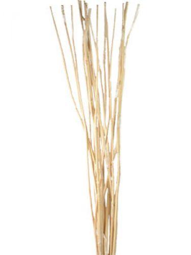 Dekorative pinde, Elephant Reed blegede 20stk