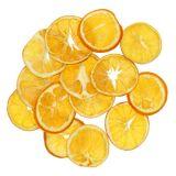 Orange skiver 500 g naturlige