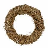 Vine wreath Ø40cm naturlig