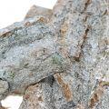 Bark til håndværk Hvidvasket 13 cm 1 kg